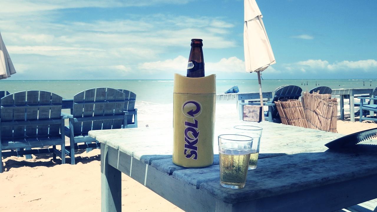 Cerveza Skol. Imagen: Pixabay.