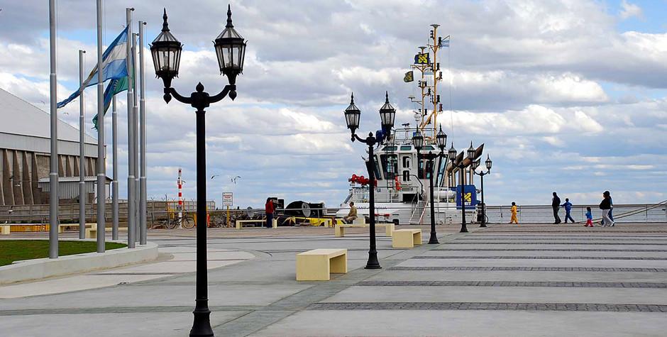 Imagen: Oficina de Turismo del Municipio de Bahía Blanca.