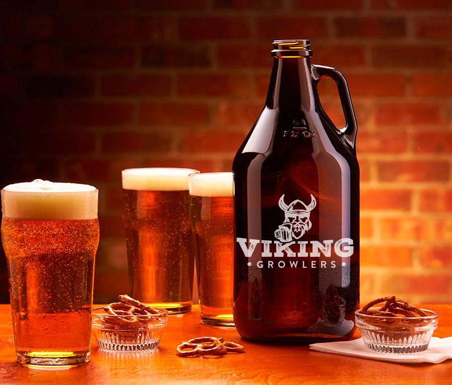 Viking Growlers