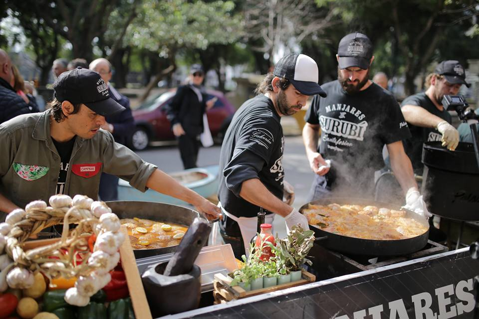 Festival de la Cerveza y Gastronomía Invernal Santa Fe Argentina
