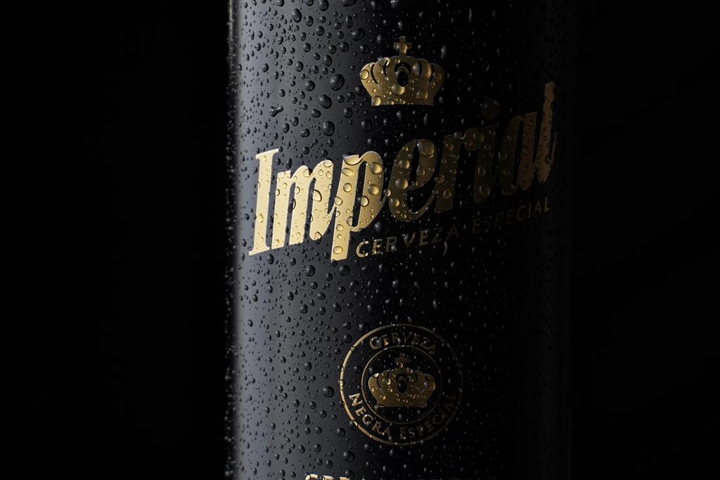 Imperial cream stout