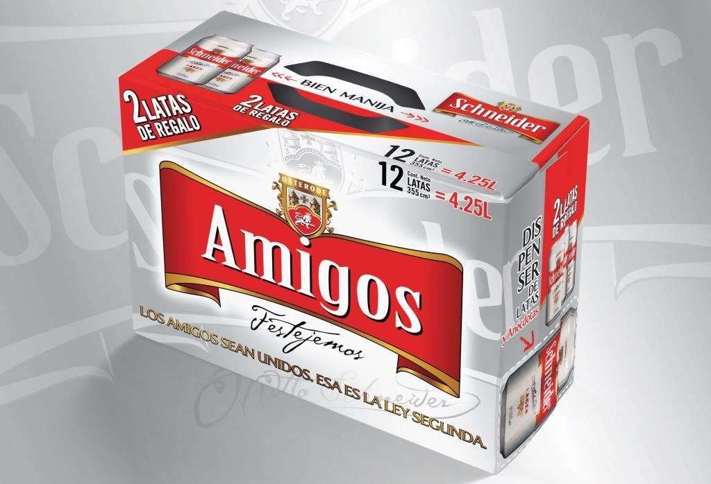 Pack Amigos