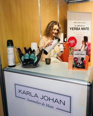 Karla Johan - Sommelier de Mate y co-creadora de Mate Beer