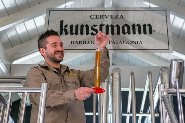 """""""El consumidor hoy exige calidad y ha subido la vara con respecto a lo que compra"""": Gabriel Blazewicz, Kunstmann Bariloche"""