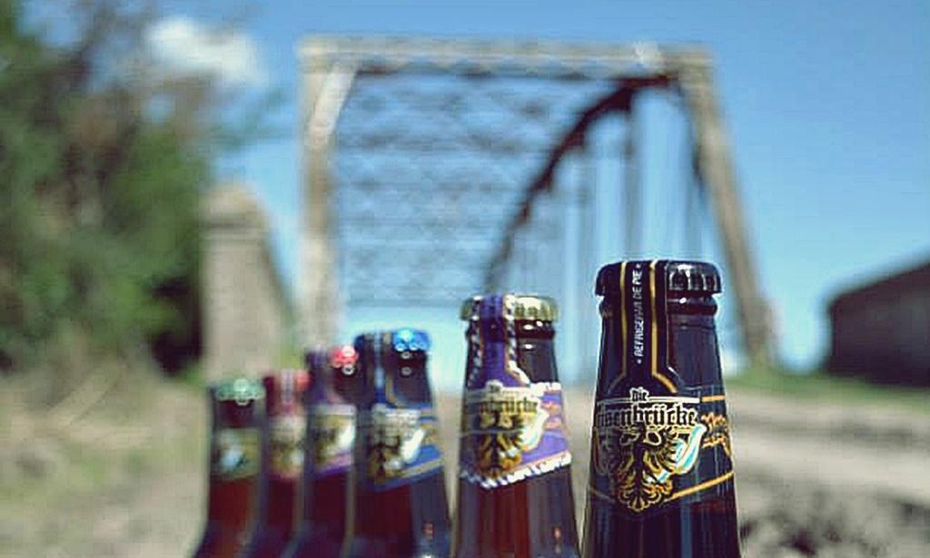 Die Eisenbrücke