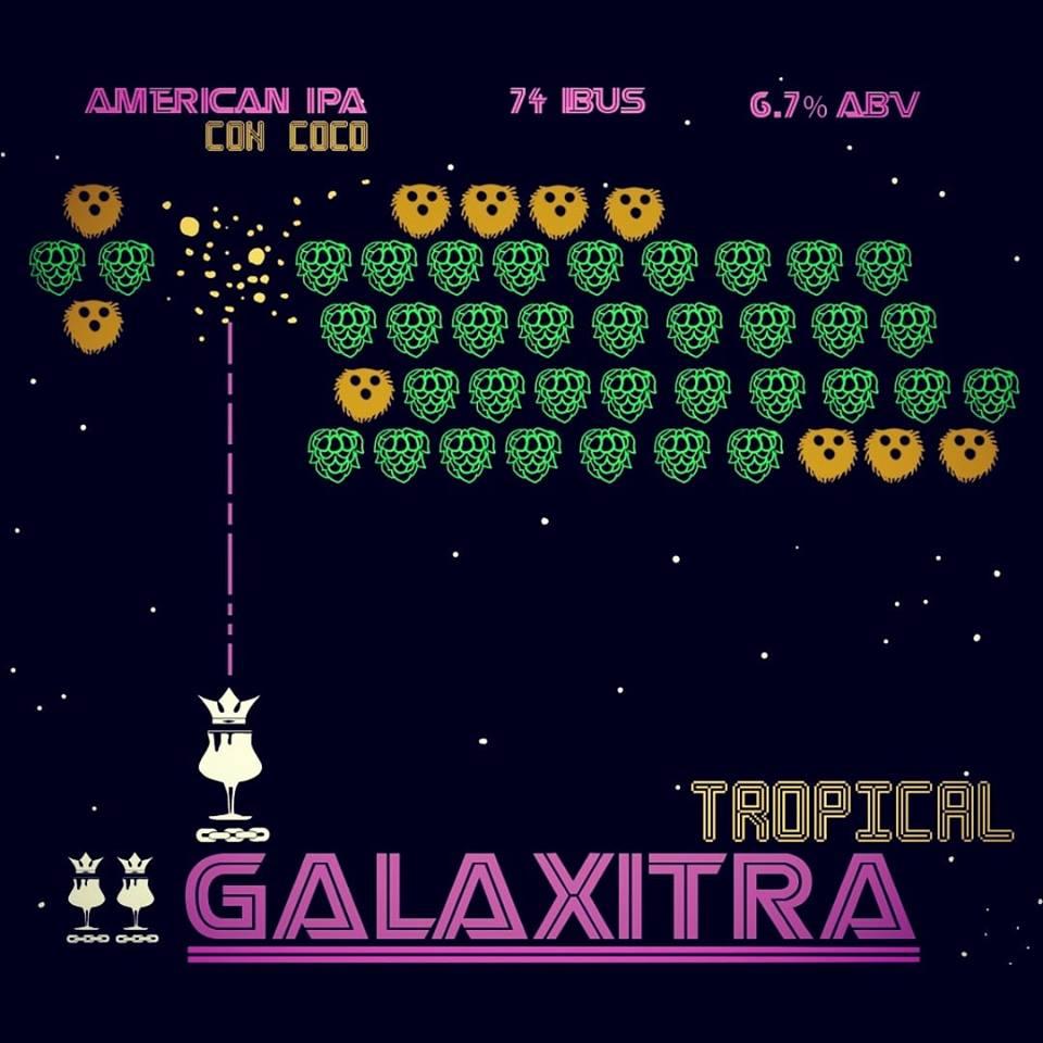 galaxitra tropical