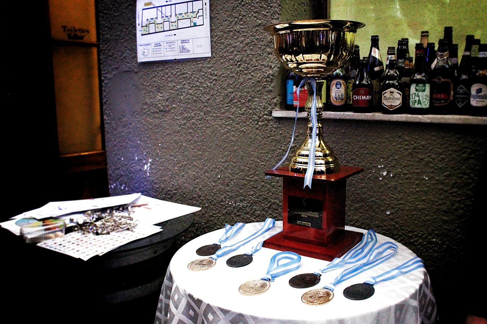copa argentina de cerveza