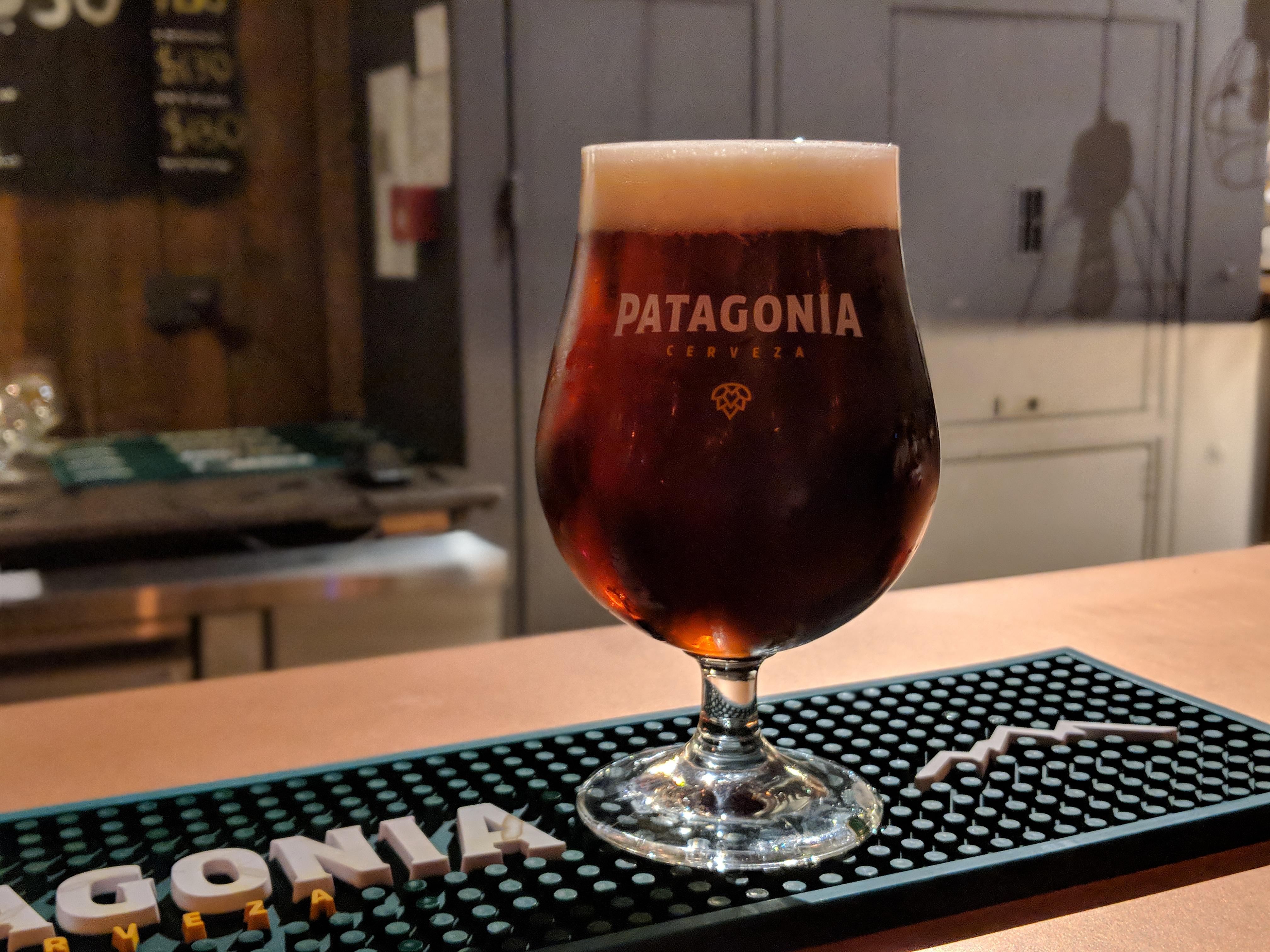 Cerveza Patagonia Corrientes