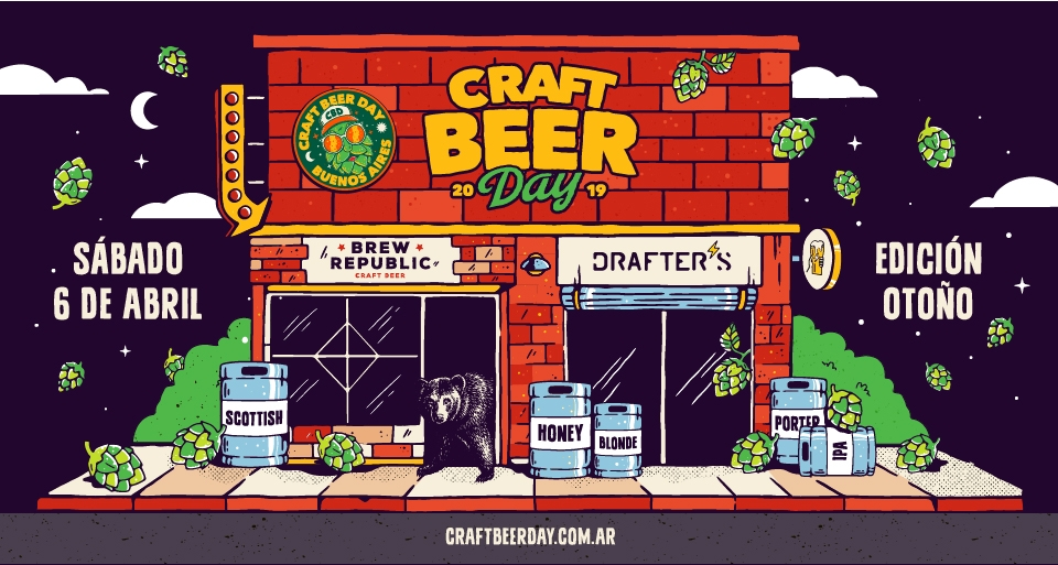 craft beer day otoño