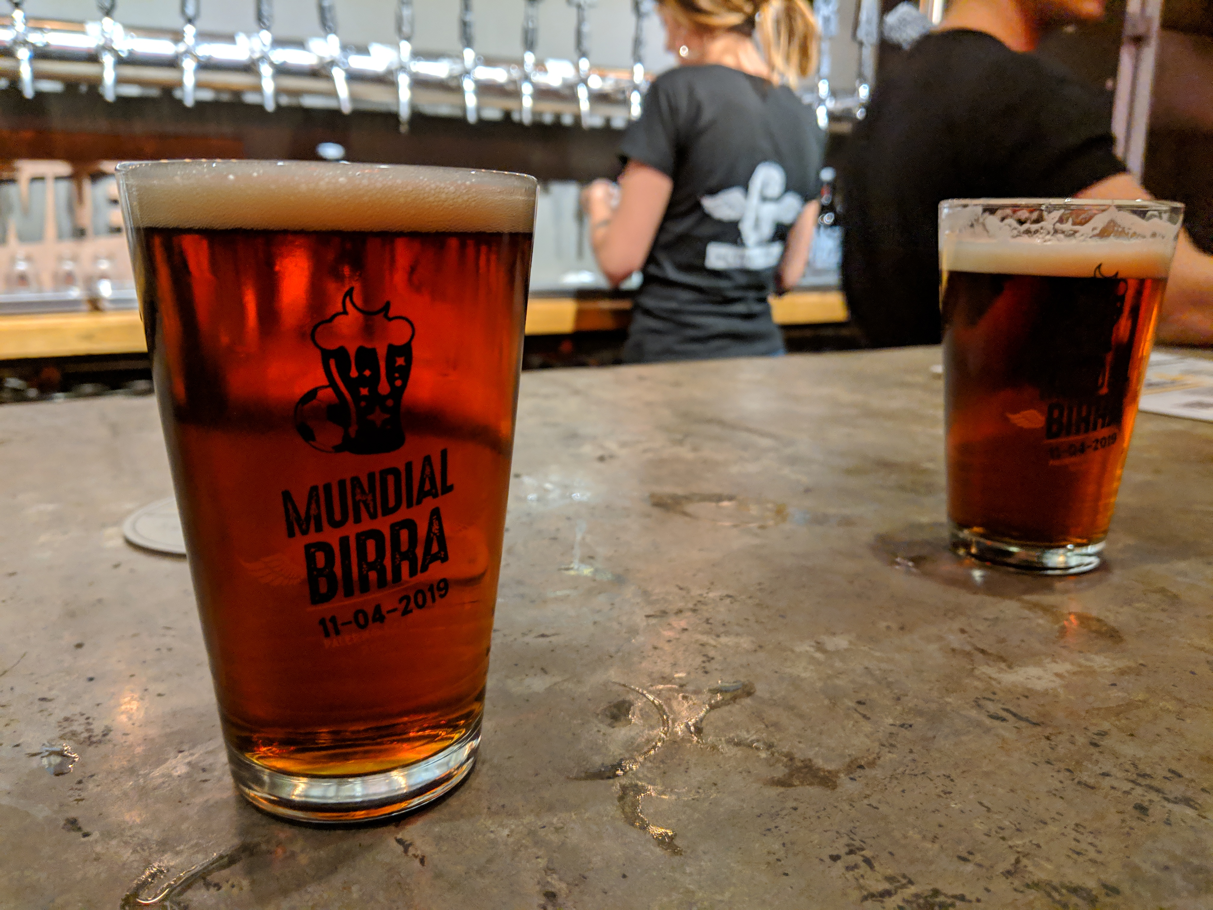 mundial de birra