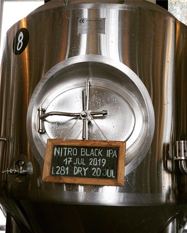 nitro black ipa