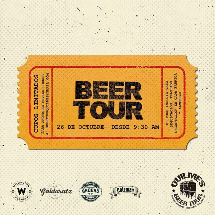 quilmes beer tour