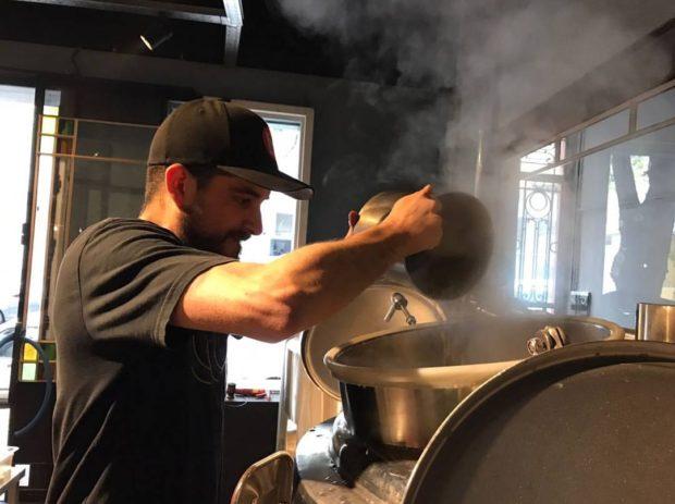 Nicolás Rothshtein, Brewmaster de Casa Malta Cervecería