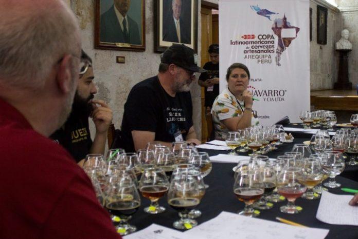 copa latinoamericana de cervezas artesanales okcidenta