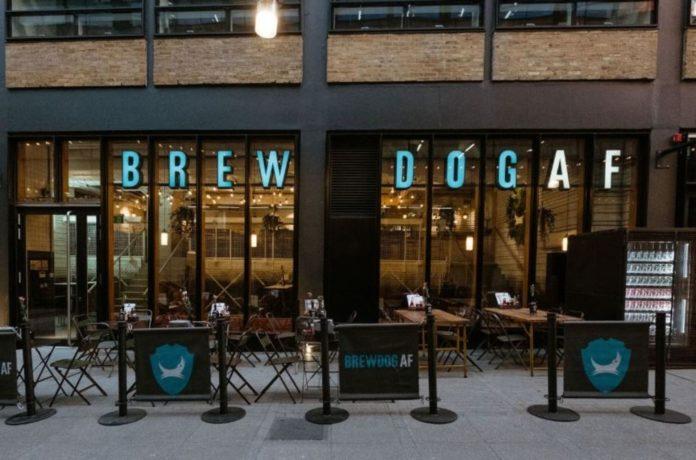 brewdog cerveza sin alcohol