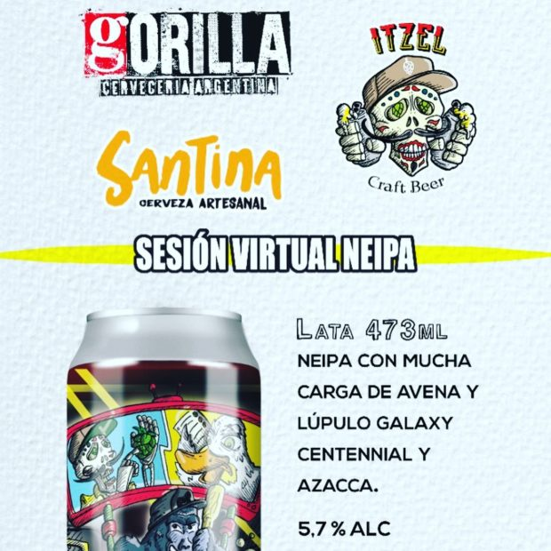sesion virtual neipa