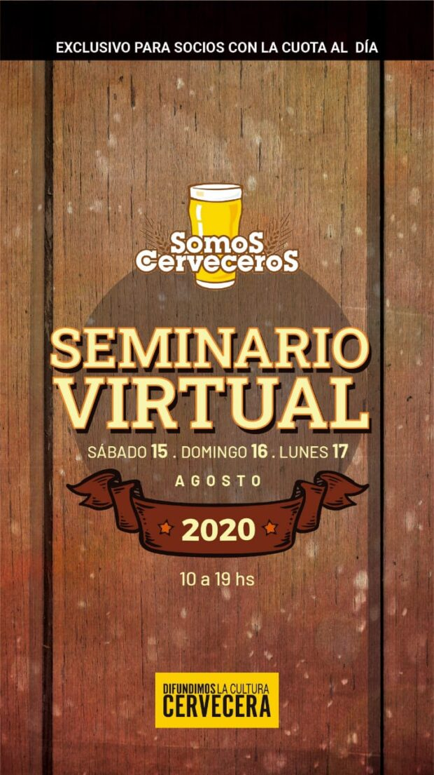 somos cerveceros seminario virtual