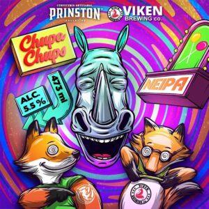 Prinston y Viken - Chupa Chups Neipa
