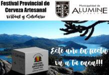 Festival Provincial de la Cerveza Artesanal de Aluminé