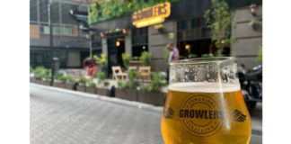 Growlers Microcentro