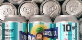 cerveza maradona