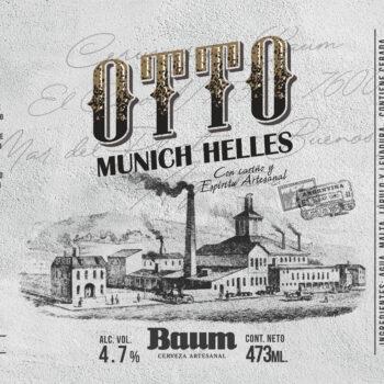 Baum - Otto Munich Helles