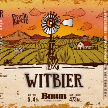 Baum - Witbier