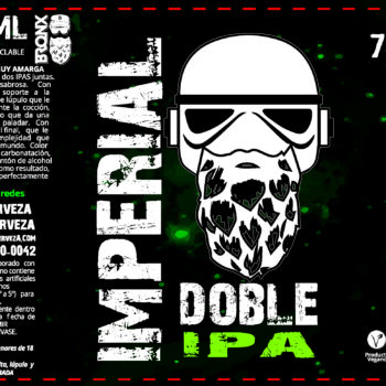 BRONX - Imperial Doble IPA