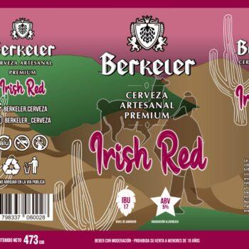 Berkeler - Irish Red
