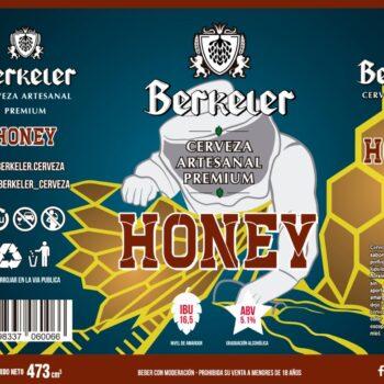 Berkeler - Honey