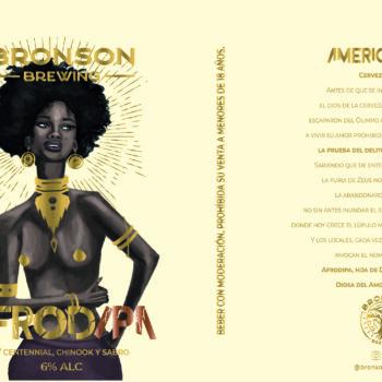 Bronson Brewing - AFRODIPA