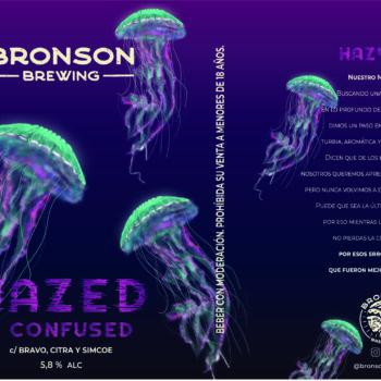 Bronson Brewing - Hazy IPA