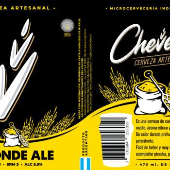 Cheverry - Blonde Ale