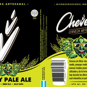 Cheverry - Hazy Pale Ale