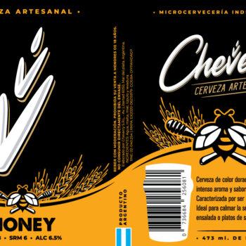 Cheverry - Honey