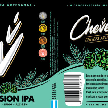 Cheverry - Session IPA