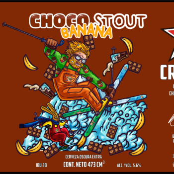 Crafter - Choco Banana Stout