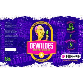 Dewildes - Gatorei Golden