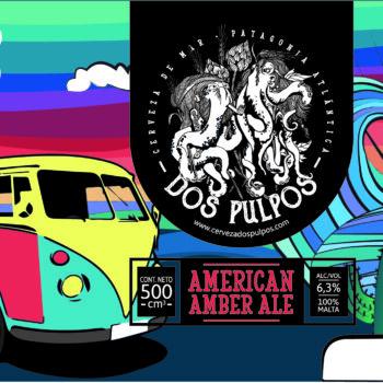 Dos Pulpos - American Amber Ale