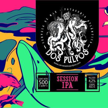 Dos Pulpos - Session IPA