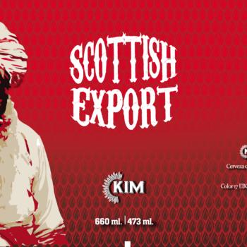 KIM - Scottish Export