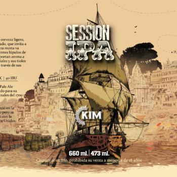 KIM - Sesion IPA