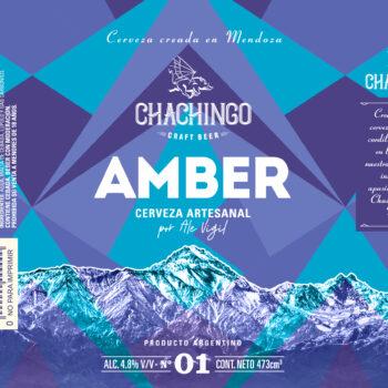CHACHINGO – AMBER