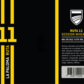 La Paloma Brewing Company - Ruta 11
