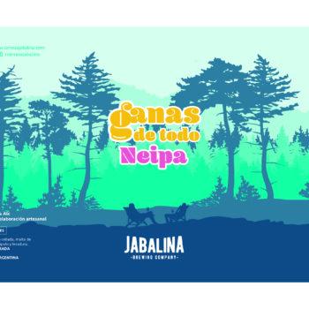Jabalina - Ganas de Todo!