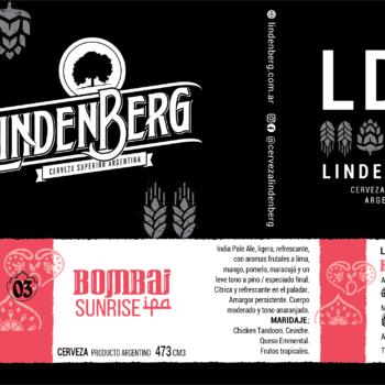 LINDENBERG - 03 Bombai Sunrise IPA