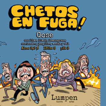 Lumpen - Chetos en fuga!