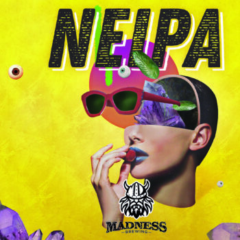 Madness Brewing Co - NEIPA