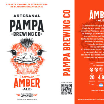 PAMPA BREWING CO - Amber Ale