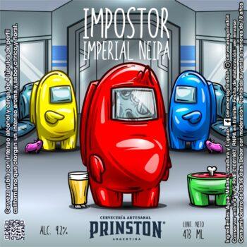 Prinston - Impostor Imperial NEIPA